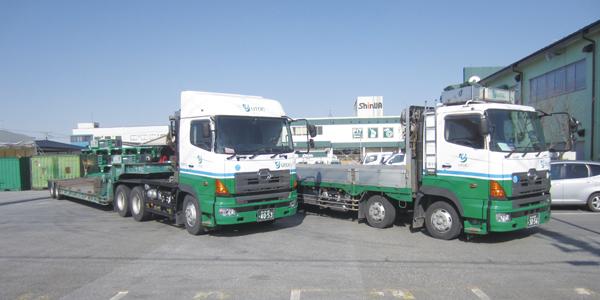 トレーラートラック